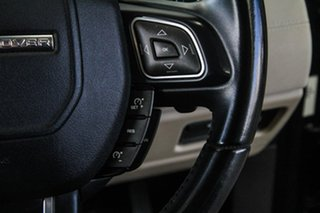 2012 Land Rover Range Rover Evoque LV SD4 Pure 6 Speed Automatic Wagon