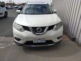 2014 Nissan X-Trail T32 TL X-tronic 2WD 7 Speed Constant Variable Wagon.