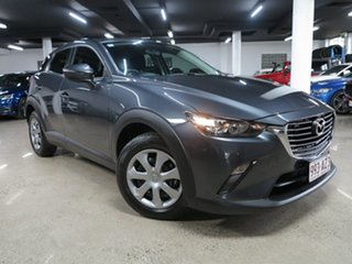 2017 Mazda CX-3 DK2W7A Neo SKYACTIV-Drive Grey 6 Speed Sports Automatic Wagon.