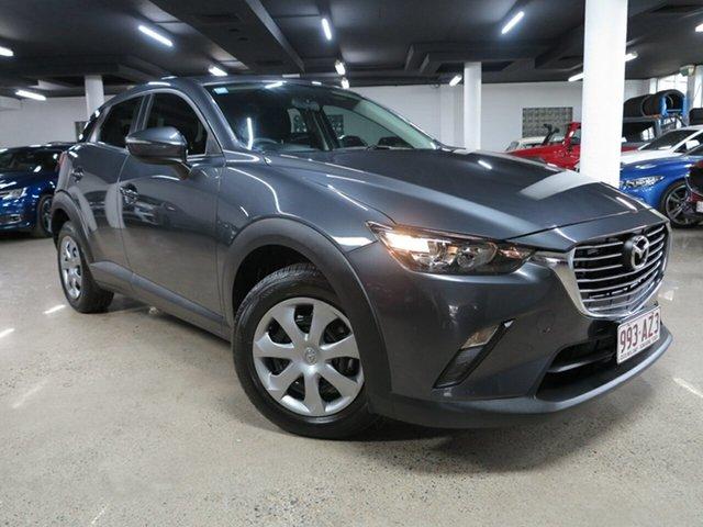 Used Mazda CX-3 DK2W7A Neo SKYACTIV-Drive Albion, 2017 Mazda CX-3 DK2W7A Neo SKYACTIV-Drive Grey 6 Speed Sports Automatic Wagon