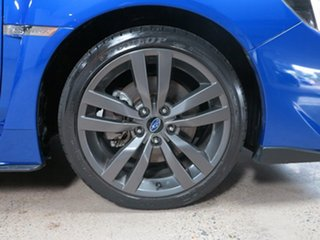 2016 Subaru WRX V1 MY17 Premium AWD Blue 6 Speed Manual Sedan