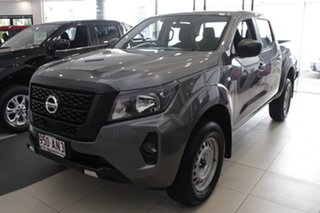 2020 Nissan Navara D23 MY21 SL Slate Grey 7 Speed Sports Automatic Utility.