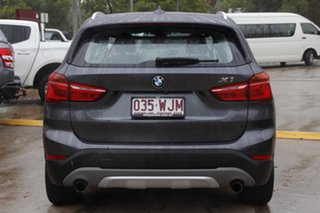2015 BMW X1 F48 xDrive20d Steptronic AWD Grey 8 Speed Sports Automatic Wagon