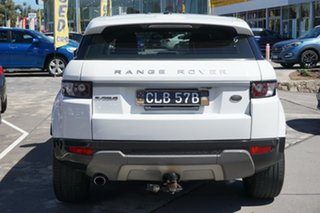 2014 Land Rover Range Rover Evoque L538 MY14 Pure Tech White 9 Speed Sports Automatic Wagon