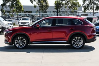 2018 Mazda CX-9 TC Azami SKYACTIV-Drive i-ACTIV AWD Red 6 Speed Sports Automatic Wagon