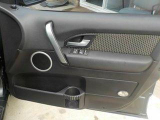 2009 Ford Territory SY MkII TS (RWD) Grey 4 Speed Auto Seq Sportshift Wagon