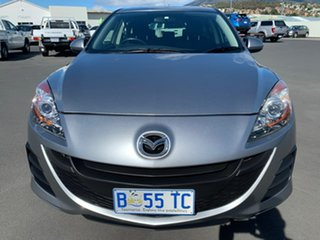 2009 Mazda 3 BL10F1 Neo Silver 6 Speed Manual Hatchback