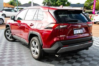 2020 Toyota RAV4 Mxaa52R GXL 2WD Red 10 Speed Constant Variable Wagon.