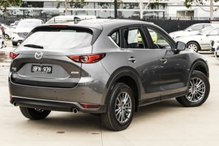 2020 Mazda CX-5 KF4WLA Touring SKYACTIV-Drive i-ACTIV AWD Grey 6 Speed Sports Automatic Wagon.