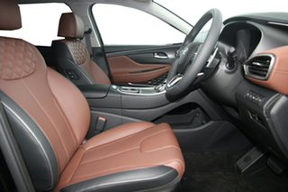 2020 Hyundai Santa Fe Tm.v3 MY21 Elite Phantom Black 8 Speed Sports Automatic Wagon