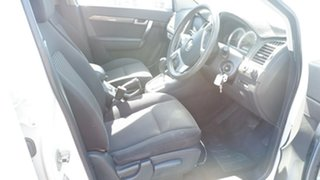 2007 Holden Captiva CG CX AWD White 5 Speed Sports Automatic Wagon