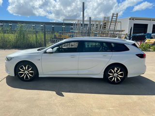 2018 Holden Commodore ZB MY19 RS Sportwagon White/150519 9 Speed Sports Automatic Wagon