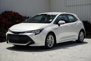 2019 Toyota Corolla ZWE211R Ascent Sport E-CVT Hybrid 10 Speed Constant Variable Hatchback Hybrid