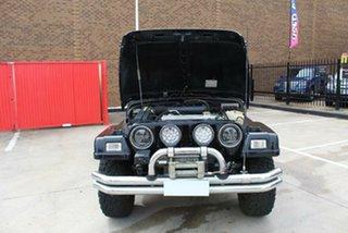 2006 Jeep Wrangler SPORT 4X4 65TH ANNIVERSARY Black 6 Speed Manual