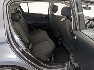 2010 Hyundai i20 PB Active Grey 5 Speed Manual Hatchback