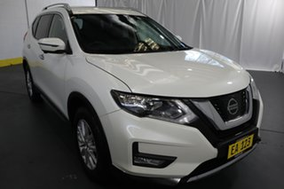 2019 Nissan X-Trail T32 Series 2 ST-L 7 Seat (2WD) White Continuous Variable Wagon.