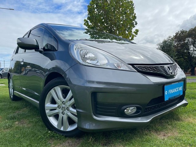 Used Honda Jazz GE MY13 VTi Hindmarsh, 2013 Honda Jazz GE MY13 VTi Grey 5 Speed Automatic Hatchback