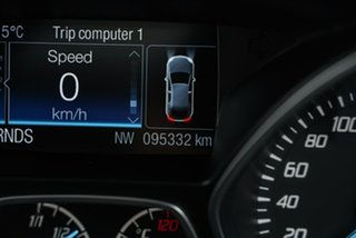 2016 Ford Kuga TF MkII Titanium Red Sports Automatic Dual Clutch SUV