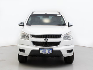 2015 Holden Colorado 7 RG MY15 LTZ (4x4) White 6 Speed Automatic Wagon.