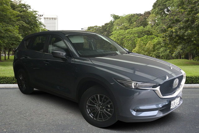 Demo Mazda CX-5 KF2W7A Maxx SKYACTIV-Drive FWD Sport Paradise, 2020 Mazda CX-5 KF2W7A Maxx SKYACTIV-Drive FWD Sport Polymetal Grey 6 Speed Sports Automatic Wagon