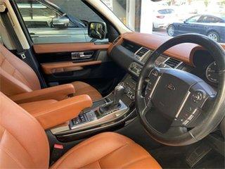 2012 Land Rover Range Rover Sport L320 SDV6 Luxury White Sports Automatic Wagon