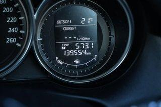 2013 Mazda CX-5 KE1021 MY13 Grand Touring SKYACTIV-Drive AWD Silver 6 Speed Sports Automatic Wagon
