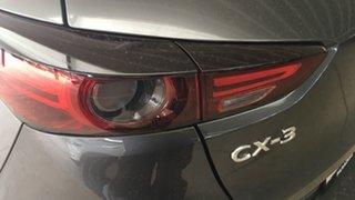 2020 Mazda CX-3 DK2W7A sTouring SKYACTIV-Drive FWD Machine Grey 6 Speed Sports Automatic Wagon