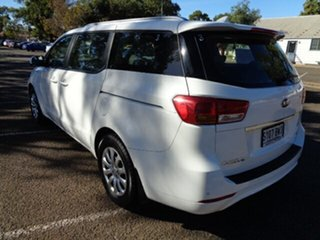 2015 Kia Carnival YP MY16 S White 6 Speed Sports Automatic Wagon