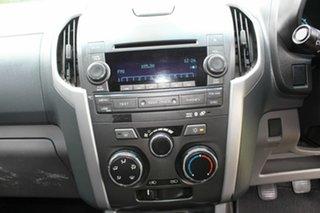 2012 Holden Colorado RG MY13 LX Crew Cab White 5 Speed Manual Utility