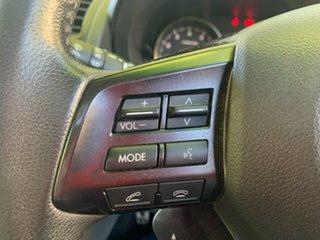 2013 Subaru XV G4X MY13 2.0i-S AWD Red 6 Speed Manual Wagon
