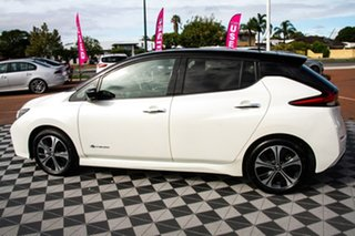 2020 Nissan Leaf ZE1 Ivory Pearl 1 Speed Reduction Gear Hatchback
