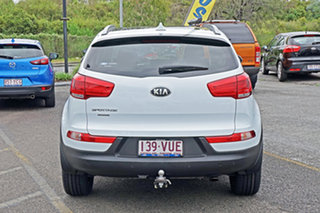 2015 Kia Sportage SL MY15 Platinum AWD White 6 Speed Sports Automatic Wagon