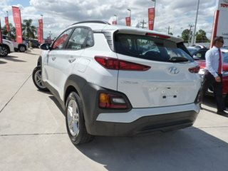 2019 Hyundai Kona OS.2 MY19 Active 2WD Chalk White 6 Speed Sports Automatic Wagon