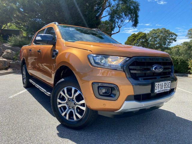 Used Ford Ranger Wildtrak Totness, RANGER 4X4 PU WILDTRAK DOUBLE3.2L TDCI ICE FEATURE PACK 3