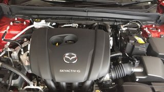 2021 Mazda CX-30 DM4WLA G25 SKYACTIV-Drive i-ACTIV AWD Touring Soul Red 6 Speed Sports Automatic