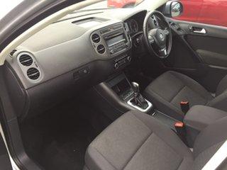 2012 Volkswagen Tiguan 5N 103TDI Silver Sports Automatic Dual Clutch SUV