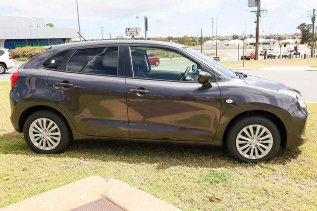 Demo Suzuki Baleno EW Series II GL Wangara, 2021 Suzuki Baleno EW Series II GL Granite Grey 4 Speed Automatic Hatchback