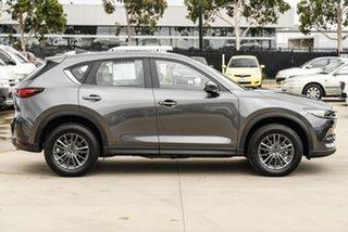 2020 Mazda CX-5 KF Series Touring Grey Sports Automatic SUV