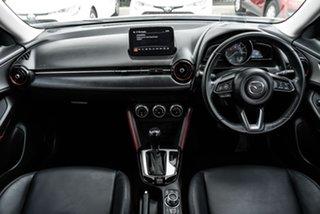 2017 Mazda CX-3 DK sTouring White Sports Automatic SUV.