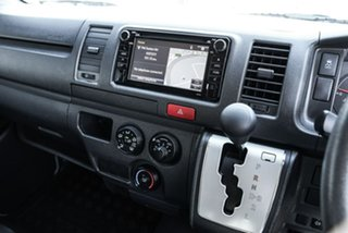 2017 Toyota HiAce KDH201R (No Badge) White Automatic Van