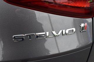 2018 Alfa Romeo Stelvio Ti AWD Grey 8 Speed Sports Automatic Wagon