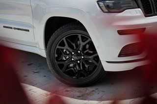 2020 Jeep Grand Cherokee WK MY21 S-Limited Bright White 8 Speed Sports Automatic Wagon.