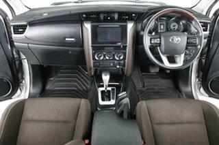 2018 Toyota Fortuner GUN156R MY18 GXL Silver 6 Speed Automatic Wagon