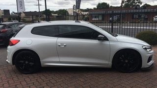 2016 Volkswagen Scirocco 1S MY17 R Coupe DSG Wolfsburg Edition White 6 Speed.
