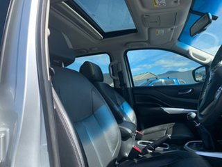 2016 Nissan Navara D23 ST-X Silver 6 Speed Manual Utility.