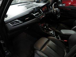 2014 BMW 2 Series F45 225i Active Tourer Sport Line Black 8 Speed Sports Automatic Hatchback