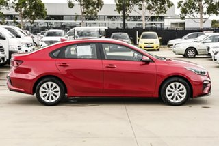 2019 Kia Cerato BD MY20 S Red 6 Speed Sports Automatic Sedan