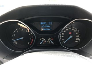 2013 Ford Focus LW MkII Trend PwrShift Blue Automatic Hatchback