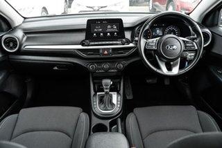 2019 Kia Cerato BD S Blue Sports Automatic Sedan.