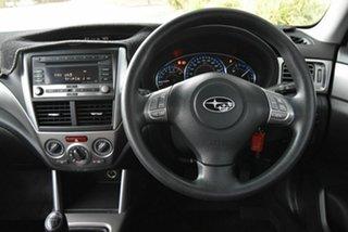 2010 Subaru Forester S3 MY10 X AWD Silver 5 Speed Manual Wagon